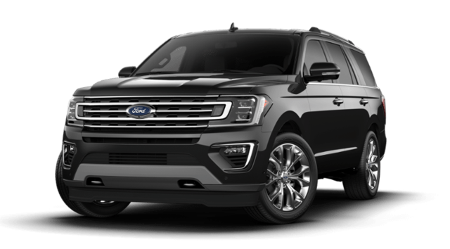 New 2019 Ford Expedition Limited SUV in Jamestown, NY